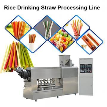 Biodegradable Automatic Flexible Paper Drinking Straw Making Machine