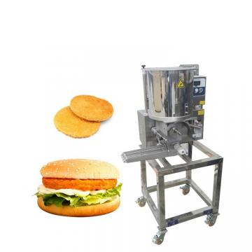 Mini Hamburger Patty Making Machine Manual Burger Patty Molding Machine