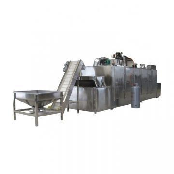 Industrial Tunnel Belt Microwave Food Mushroom Agaric Dryer