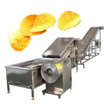 Industrial potato crisps sweet potato chips making machine potato flakes maker