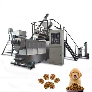 Famous Brand Dry Dog Food Pet Snack Dog Treats Chews Gum Processing Production Machine Line Automatic Pet Food Processing Line