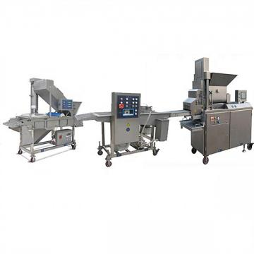 Automatic Hamburger Square Patty Forming Machine Maker Equipment