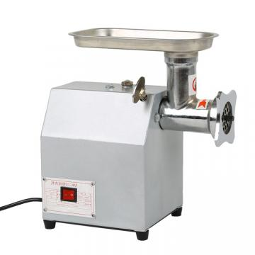 Commercial Automatic Fish Cutting Mincing 200 Liter Meat Grinder Machine