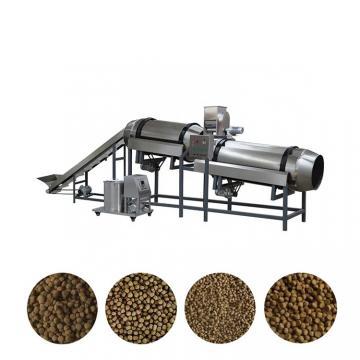 Floating Fish Food Processing Line / Catfish Feed Pellet Making Extruder Machine