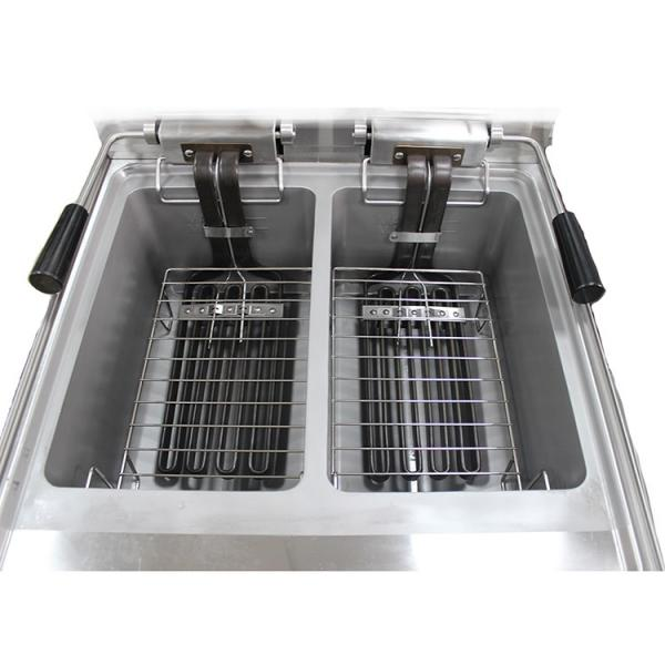 Electric Large Capacity Deep Fat Fries Fryer for Sale #1 image