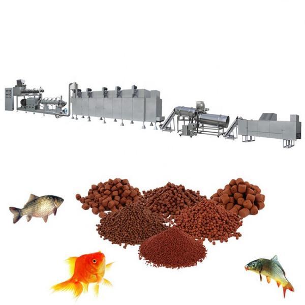 150kgs Floating Fish Feed Pellet Making Machine/ Aquatic Fish Small Dog Food Extruder Machine #1 image