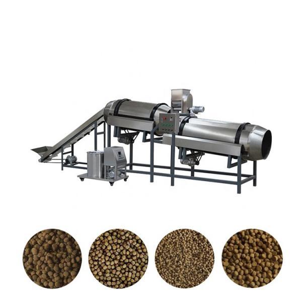 Floating Fish Food Processing Line / Catfish Feed Pellet Making Extruder Machine #1 image