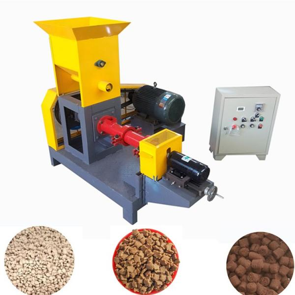 Floating Fish Feed Food Pellet Making Extruder Machine (WSP) #1 image