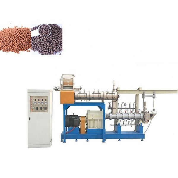 Pet Fish Dog Cat Food Pellet Extruder Making Machine #1 image