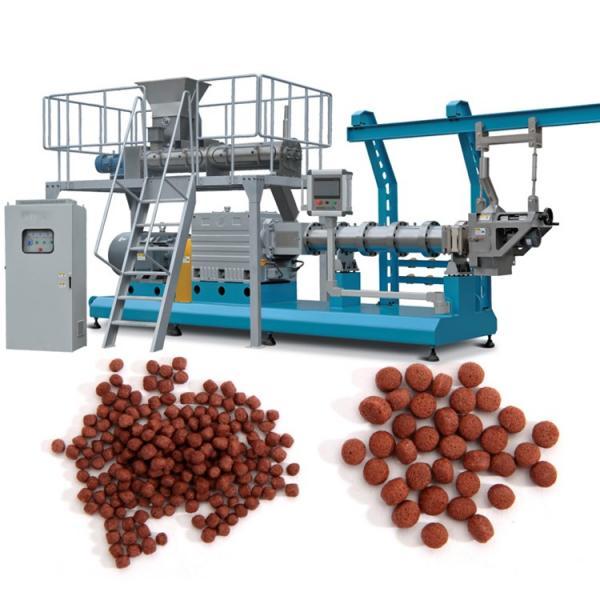 Manufacturer Supplier Pet Food Machine/Dog/Cat/Bird/Fish Processing Line Extruder #1 image